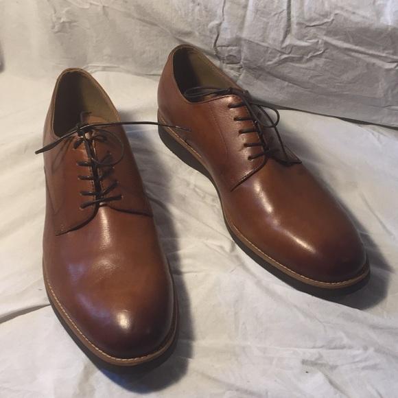 Mens Brown Leather Dress Shoe | Poshmark